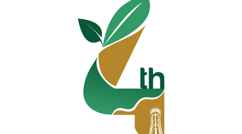 Logo Harlah PKPT IPNU IPPNU IAIN Jember ke 4