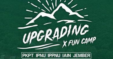 Upgrading Funcamp PKPT IPNU IPPNU IAIN Jember 2020
