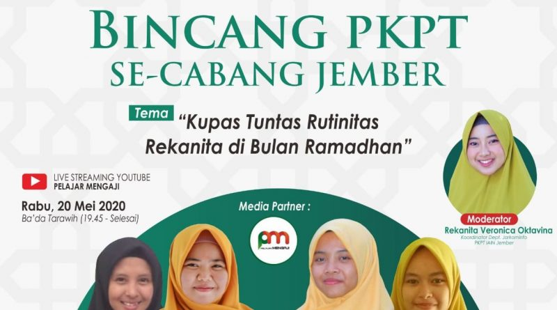 Bincang PKPT se Cabang Jember IPPNU