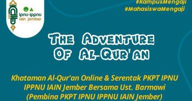 Kampus Mengaji: The Adventure of Al-Qur'an