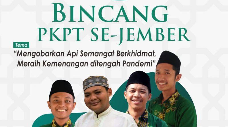 Bincang PKPT se Jember IPNU