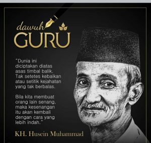 Kalam KH Husein Muhammad